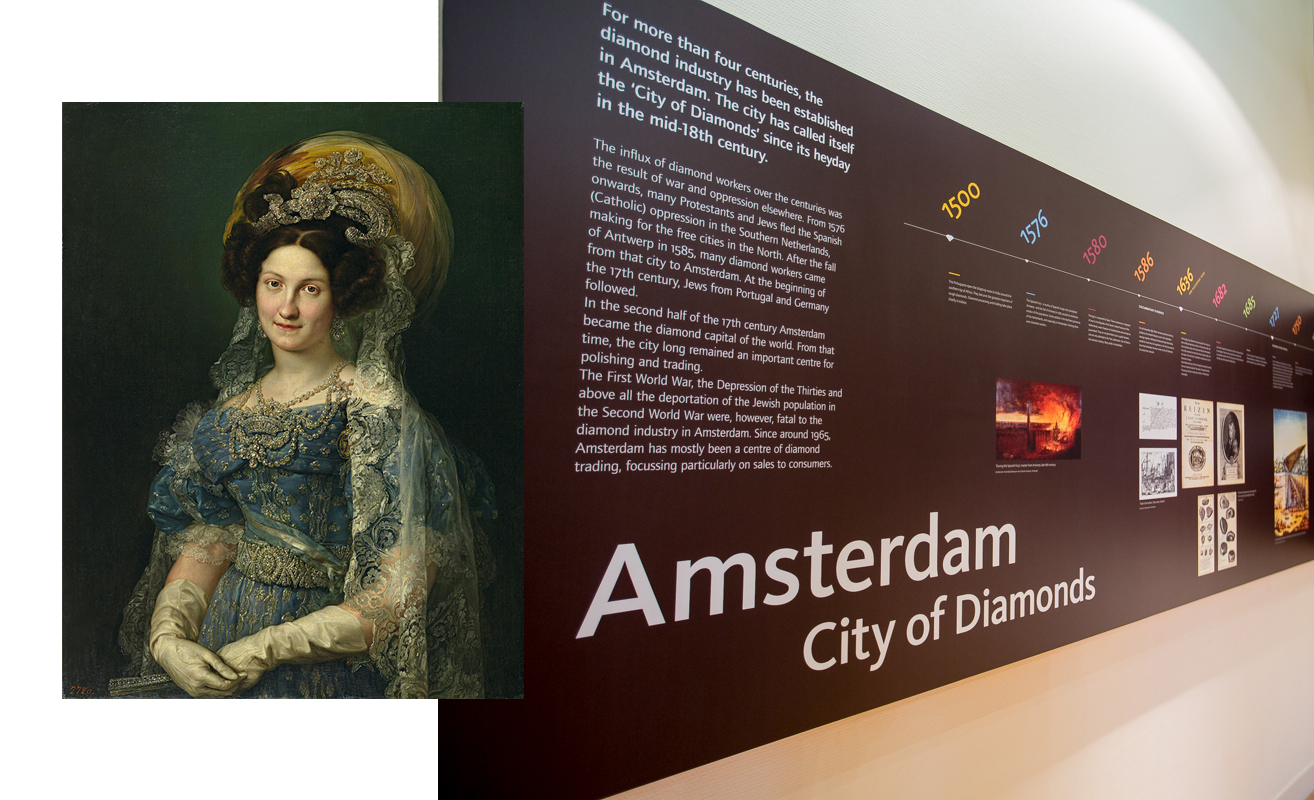 Amsterdam City of Diamonds