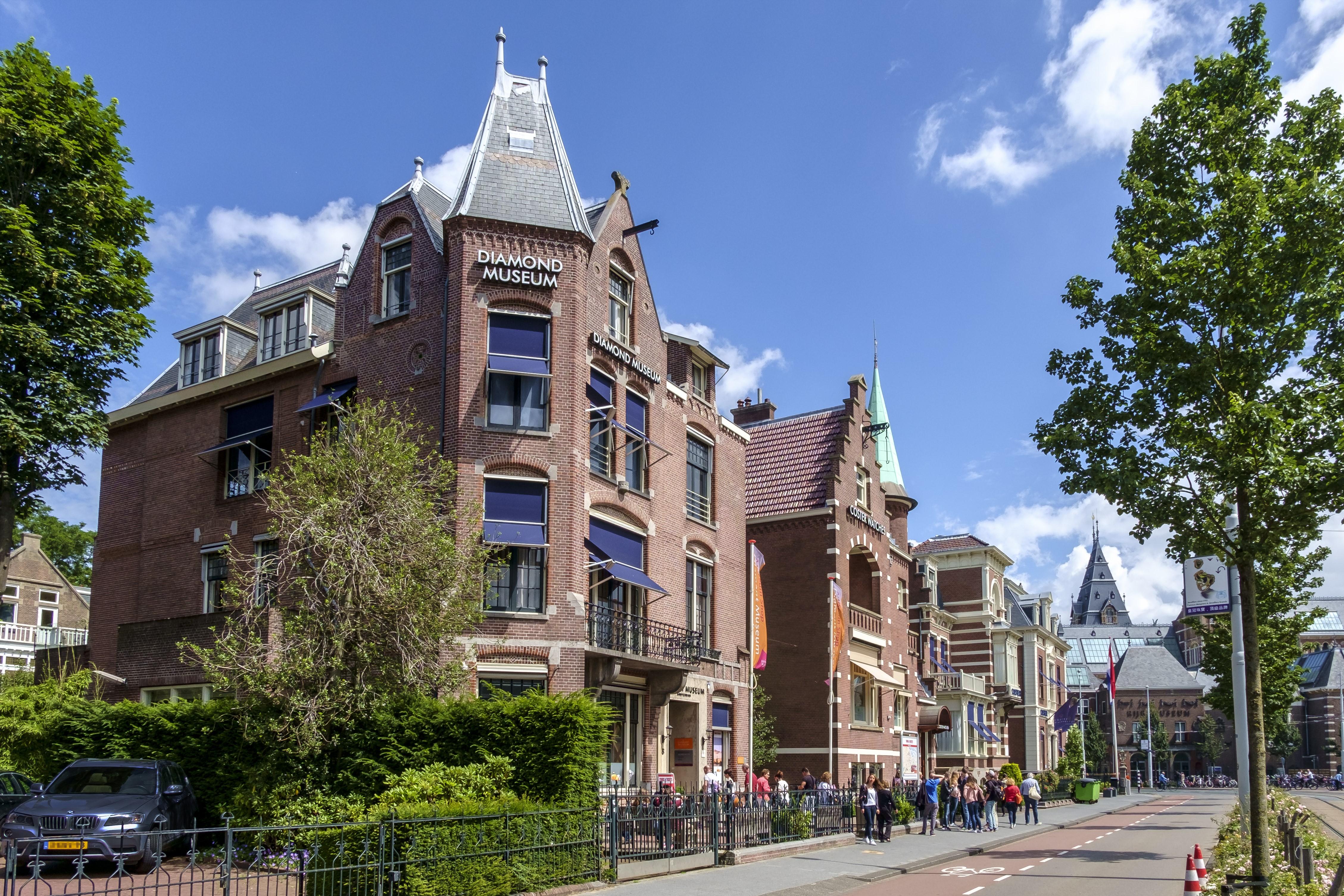 building diamond museum amsterdam